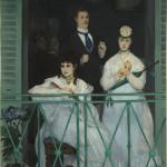 douard Manet Le balcon (Il balcone) 1868-1869 olio su tela, 170x124,5 cm Parigi, Musée d'Orsay - Lascito Gustave Caillebotte, 1894  © RMN (Musée d'Orsay) / Hervé Lewandowski
