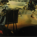Salvador Dalì - Salvador Dalí Impressioni d'Africa Impression of Africa 1938 Olio su tela 91,50 x 117,50 cm Museum Boijmans Van Beuningen, Rotterdam © Salvador Dalí, Fundació Gala-Salvador Dalí, SIAE, Roma, 2012