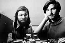 Woz e Steve - Apple-1