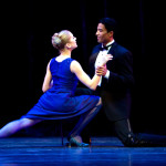 Carla Kîrbes e Karel Cruz Pacific Northwest Ballet - Foto di Angela Sterling