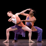 Rachel Foster e Kiyon Gaines Pacific Northwest Ballet - Foto di Angela Sterling