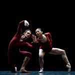 Dresden semperoper ballett Pavel Mosqvito e Duosi Zhu - Foto di Costin Radu