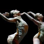 Raquel Martinez e Anna Merkulova Dresden semperoper ballett - Foto di Costin Radu