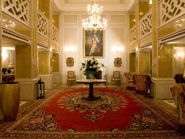 Luna Baglioni Hotel