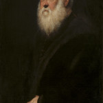 Tintoretto, Ritratto di vecchio con la barba bianca