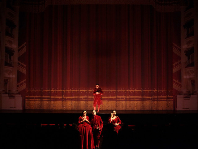 Don Giovanni di Wolfgang Amadeus Mozart Stagione 2011-2012 Diret