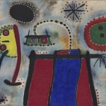 I Giganti dell'Avanguardia - 6.Joan Miró: Dipinto, 1953, Olio su tela 194,9 x 377,8 cm Museo Solomon R. Guggenheim, New York