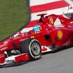 Fernando Alonso F2012