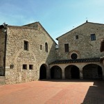San Damiano Church in Assisi