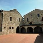 San Damiano Church in Assisi