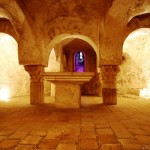Altar of Lower Basilica - Photo by  Dino Quinzani