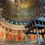 Altar of Upper Basilica - Photo by Rome Cabs
