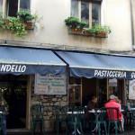Bar Pirandello in Taormina - Photo by Margie Miklas