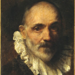 Federico Barocci (1535-1612) Self-Portrait, about 1595-1600 Oil on paper mounted on canvas 41.5 x 32 - Self-portrait. 1570-75. Oil on paper mounted on canvas. 13 x 9 7/8 in. 41.5 x 32.5 cm