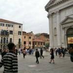 photo by Margie Miklas - Campo San Barnaba - Venice