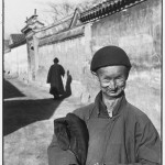 CHINA. Beijing. December 1948. A eunuch of the Imperial court of the last dynasty. - Henri Cartier-Bresson / Magnum Photos