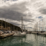 Photo by Paula Sweet - Marciana harbor