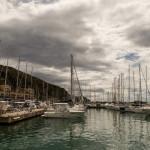 Photo by Paula Sweet - Marciana harbor