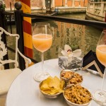 Photo by Paula Sweet - Bellinis at Luna Baglioni