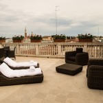 Photo by Paula Sweet - Terrace San Giorgio Suite Luna Baglioni