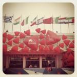 Mostra Internazionale del Cinema 2012 - Valentina Giampieri