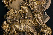 Il sacrificio di Isacco ,Filippo Brunelleschi. Fotografia di Lorenzo Mennonna. S