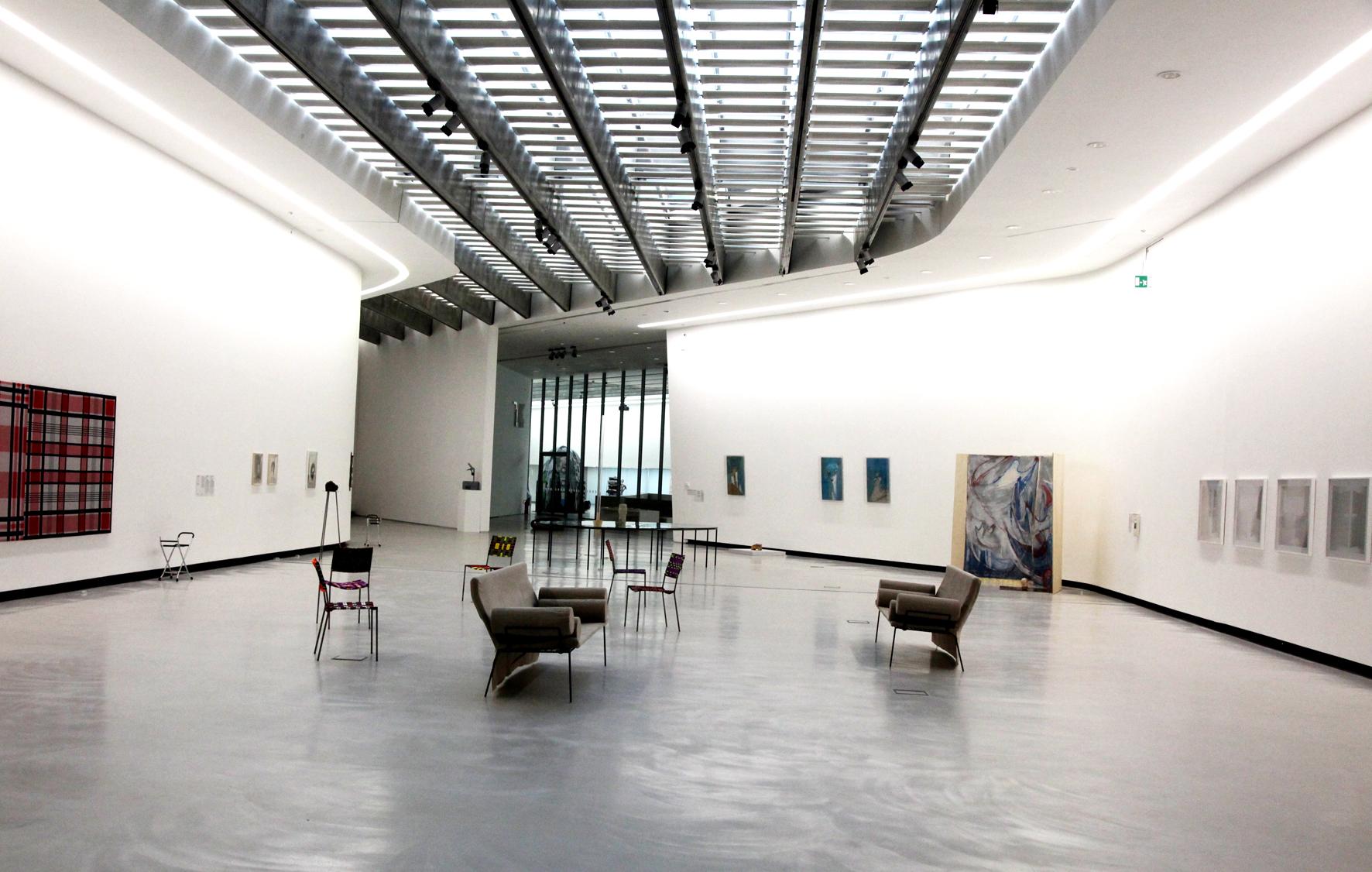 The Maxxi Museum In Rome The Artwork Of Elisabetta Benassi
