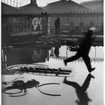 FRANCE. Paris. Place de l'Europe. Gare Saint Lazare. 1932. - Henri Cartier-Bresson / Magnum Photos