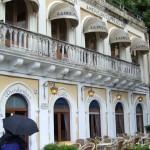 Caffe Wunderbar in Taormina - Photo by Margie Miklas
