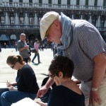 Painting in San Marco - Photo by Flavours Holidays