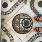 Tempietto Montorio View thru Floor