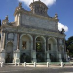 Fountain of Acqua Paolo