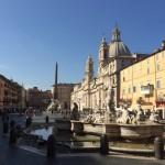 Piazza Navona view