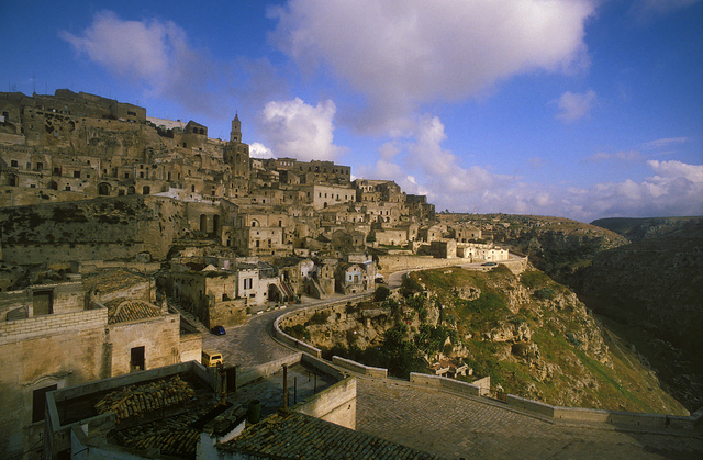 Photo by Loris Silvio Zecchimato  Matera, Basilicata, Italia