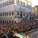 Piazza IV novembre - Umbria Jazz