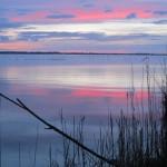 Sunset - Lago