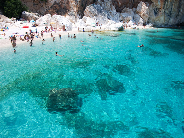 Cala Mariolu Photo by Marco Ghitti via Flickr