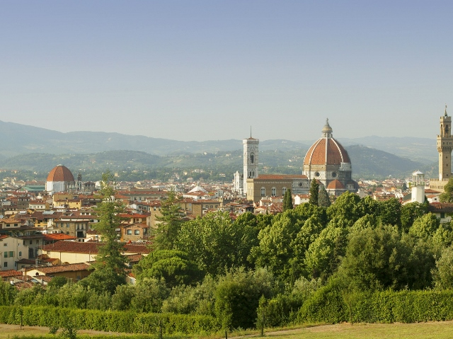 Florence Panorama Photo credit: Baglioni Hotels