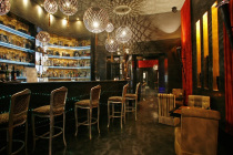 Regina Baglioni Hotel Brunello Lounge