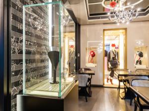 Photo credit Carlton Hotel Baglioni Amaranto Boutique