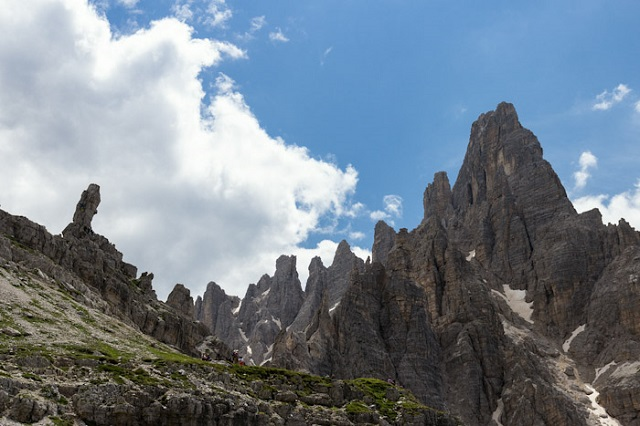 Photo by Lisa Watson Cime di Lavaredo
