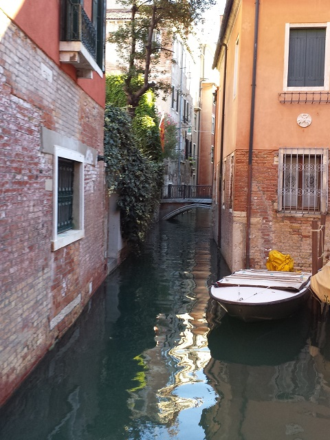 Serenely beautiful....Venezia! Photo by Raleigh Hussung