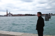 Venice with Aaron Crossley