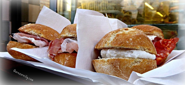 Cicchetti in #Venice Photo by Orna O'Reilly