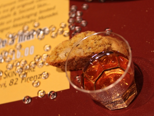 cantuccini vin santo Photo by Coral L Sisk