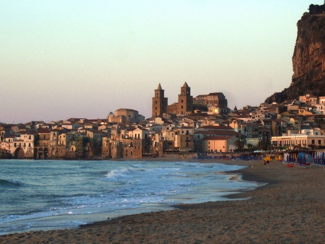Cefalu`, Italy Photo by Margie Miklas