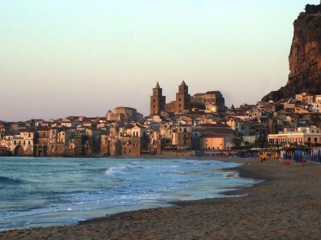 Cefalu`, Italy Photo by Margie Miklas