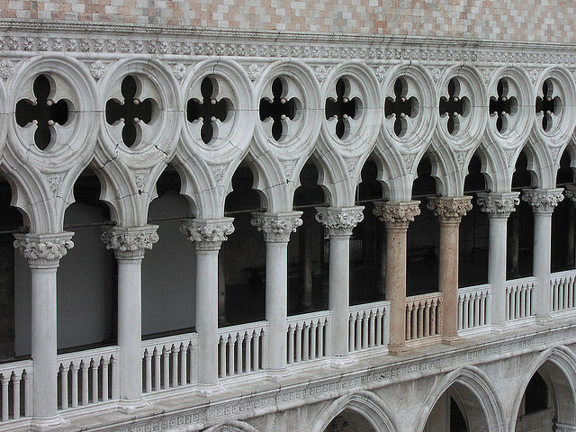 Doge's Palace Photo by Sebastien Bertrand