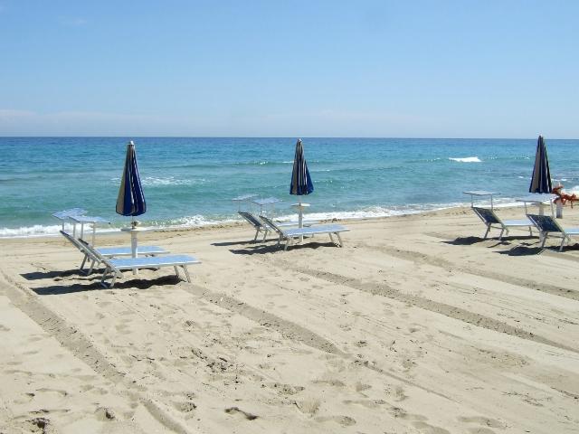 Ostuni Beach in Puglia Photo by Margie Miklas