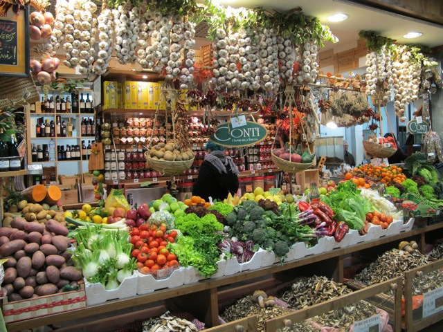 Experience San Lorenzo Market In Florence Italian Talks